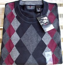 Men's AXCESS Crew Neck Sweater  XXL 2XL 100% Cotton NEW Priority Shipping!!!