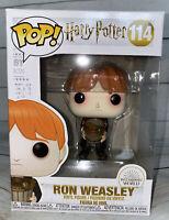 Funko Pop! Movies: Harry Potter - Ron Weasley Vinyl Figure 114