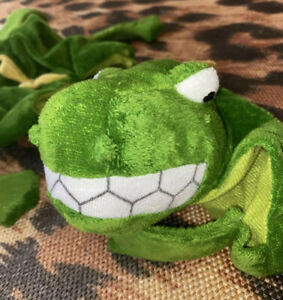Doggy Crocodile Costume Halloween Dog Pet SIZE Medium Alligator Outfit Hat Coat
