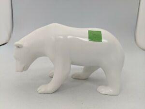 Polar Bear Standing Ornament Figure 18cm #SH GA2467
