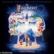THE PAGEMASTER James Horner EXPANDED Soundtrack Score CD La-La Land LTD ED New!
