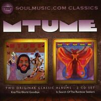 Mtume - Kiss This World Goodbye / In Search Of The Rainbow Seekers [CD]