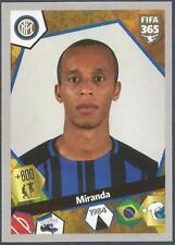 PANINI-2018 FIFA 365- #E24-INTER MILAN-MIRANDA
