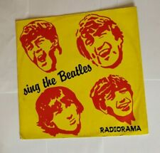 "RADIORAMA  sing  THE BEATLES   -  12""   RADIORAMA   RA-88.02 MIX  ITALIA  1988"