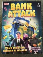Ideal Bank Attack Game For 2-4 Players Aged 7+