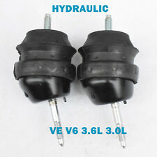 2 x Engine Mount for Holden Commodore V6 VE 3.6L 3.0L Front Left Right Hydraulic