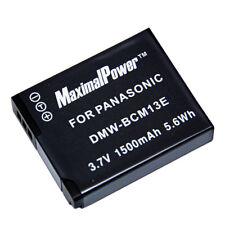 Battery for PANASONIC DMW-BCM13E LUMIX DMC-ZS30 DMC-FT5 DMC-TS5 DMC-TZ37