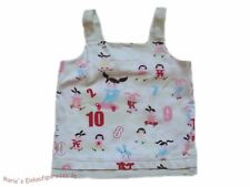 H&M Mädchen-Tops, - T-Shirts & -Blusen mit Motiv im Trägertop-Stil