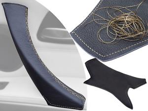 Black Right Side Interior Door Handle Trim Cover For BMW 3 Series 04-12 E90 E91