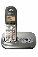 Panasonic KX-TG7321 KX-TG7321E Cordless DECT Phone with Answering Machine