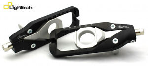 Lightech Chain Adjusters BMW S1000RR 2009-19 S1000R 2014-18 Black TEBM002NER