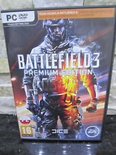 Battlefield 3 PC DVD polnische Version premium edition