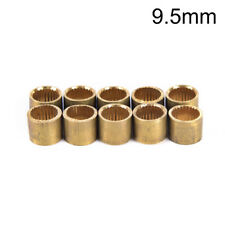 10X Billiards Snooker Brass Ferrule Snooker Pool Cue Ferrule Cue Repair Tool SE