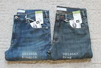 NWT NEW LEE MEN'S Standard Fit Straight Leg Jeans Denim Modern Series All Sizes