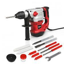 1500 Watt Bohrhammer SDS-Plus Meißelhammer Stemmhammer Schlagbohrer + Koffer