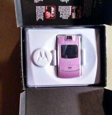 Motorola RAZR V3m - Pink (Verizon) Cellular Phone V Cast Music Phone