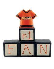 University of Tennessee #1 Fan Block w/Jersey & Team Logo & Colors ~~So Cute!~~