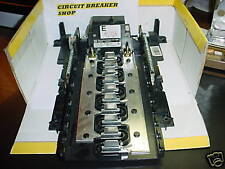 SQ-D 100 AMP HOMELINE BREAKER & 20 CIRCUIT BUSS NEW