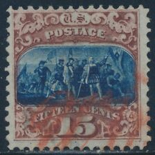 #119 VF USED WITH RED CANCEL BR1973