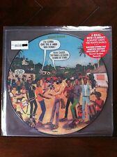 Scientist Meets Roots Radics Vinyl Picture Disc! RSD 2014 Bob Marley LP Reggae