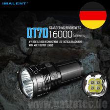 2018 Imalent DT70 CREE LED Taschenlampe 16000 Lumen 4x 18650 extrem hell 2018