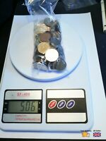 500gr 0.5 kilo Mixed Job Lot World Coins Diverse collection Multiple Countries
