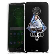 Lenovo MOTO g6 Custodia in silicone case cellulare-Luke