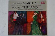 Flotho Martha D Albert Tiefland Ausschnitte Berger Windgassen Kupper (LP32)
