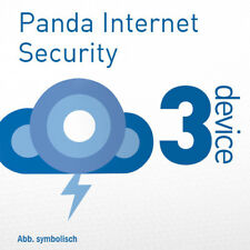 Panda Internet Security 2018 3 dispositivos 3 PC 1 año 2017 PC MAC ANDROID KEY
