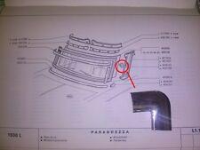 guarnizione parabrezza angolo modanatura cornici  fiat 1500 L cod.4043358