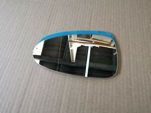 Left Convex Wing Mirror Glass for Bentley Continental 2004 - 2009 995LS