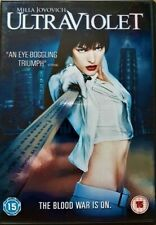Ultraviolet NEW UK DVD2006Metallic/iridescent Edition5014437875433Milla Jovovich