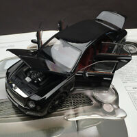 New 1:18 Almost Real Bentley Mulsanne Open close car model W.O. Ed. by Mulliner