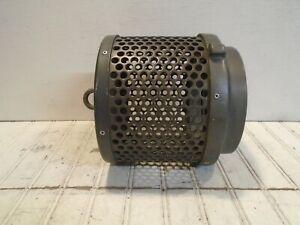 "Akron 5"" NH Hard Suction Strainer Basket - Aluminum"