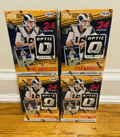 2018 DONRUSS OPTIC NFL FOOTBALL BLASTER BOX JACKSON ALLEN MAYFIELD PRIZM RC PINK