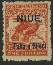 Niue  1903   Scott #  13b     Mint Hinged
