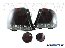 LED RED SMOKE Tail Lights + Rear Trunk Led Lights For LEXUS IS200 IS300 ALTEZZA