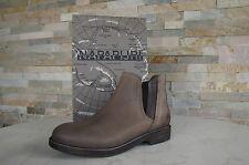 NAPAPIJRI 37 Bottines chelsea boots bottes chaussures modèle clara TAUPE NEUF