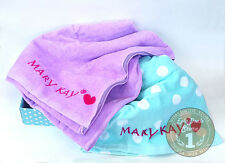 Mary Kay Good Morning Doll TOWEL SET Pink + Blue, LIMITED EDITION, NEW!!!