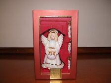 Lenox Starry Sentiments Angel Ornament ~ Original Box