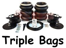 "LA39 Toyota Tundra Triple BOSS Air Bag Suspension Load Assist Kit 3"" to 6"" lift"