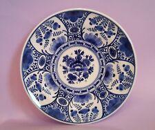 De Porceleyne négociées Joost THOOFT celaine avec motif floral 1964 Delft