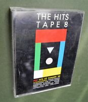 Hot Hits of Summer 88 THE HITS TAPE 8 33 Tracks on 2 Cassettes