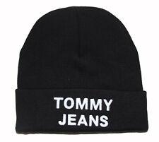 Tommy Jeans Logo Beanie Strickmütze Mütze