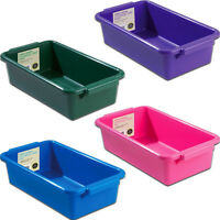Garland Home And Garden Storage Trays Various Colours Heavy Duty Contrainer Tubs