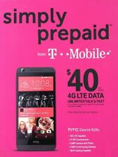 HTC Desire 626s - 8GB - Grey Lava (T-Mobile) Smartphone NEW IN SEALED BOX