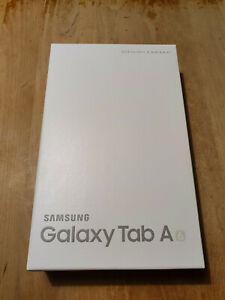 Samsung Galaxy Tab A 6 - Tablet - schwarz - wie neu - OVP