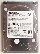 NEW - Original HP 15-AY041WM 1TB Hard Drive 778192-005 MQ01ABD100 Intel Models