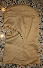 Military Grid Fleece Coyote brown Face Shield Balaclava Generation III Level 2