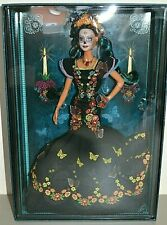 2019 Signature Black Label DIA DE MUERTOS Barbie BRAND NEW in Shipper Box